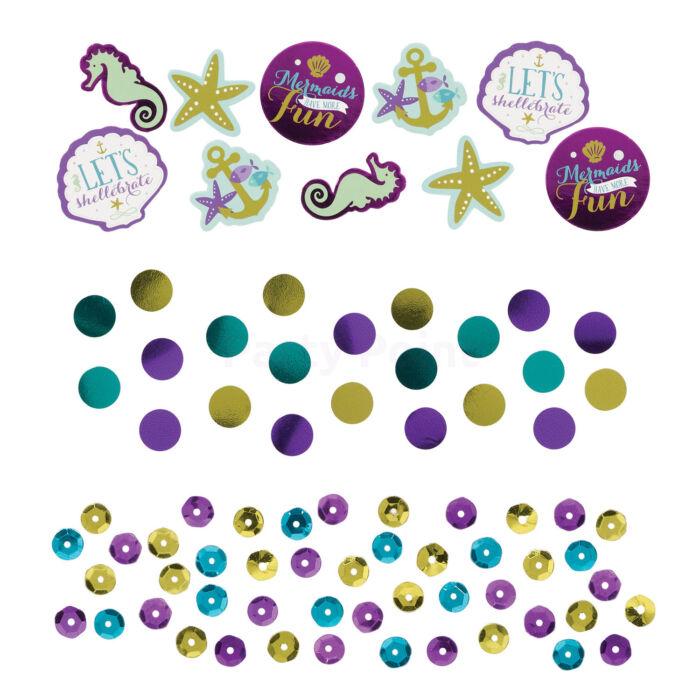 Mermaid Wishes - konfetti 14gr-os