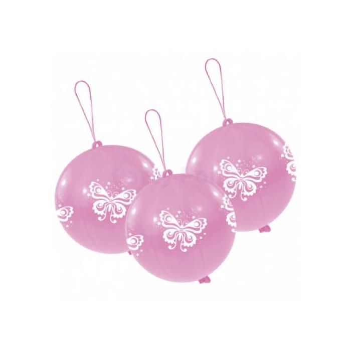 Pillangós punchball 3 db/cs