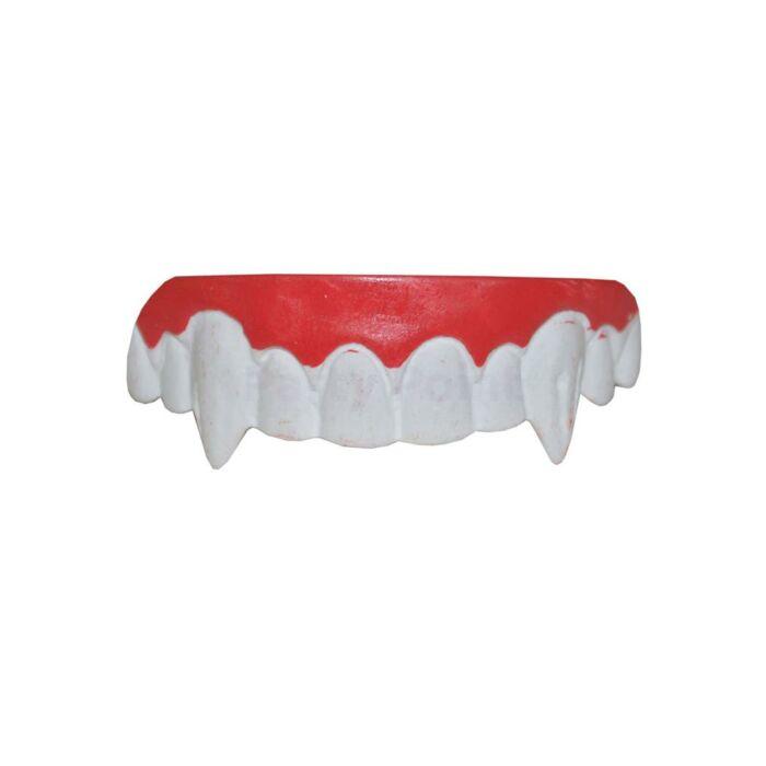 Halloween - Műanyag Vámpír felső fogsor