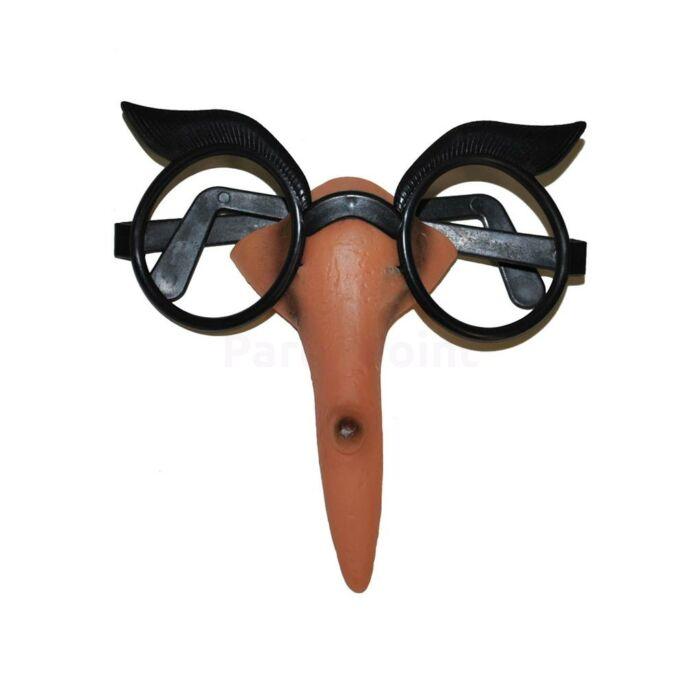 Halloween - Vicces szemüveg boszi orral