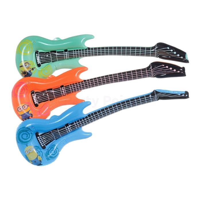 Felfújható gitár, Minions