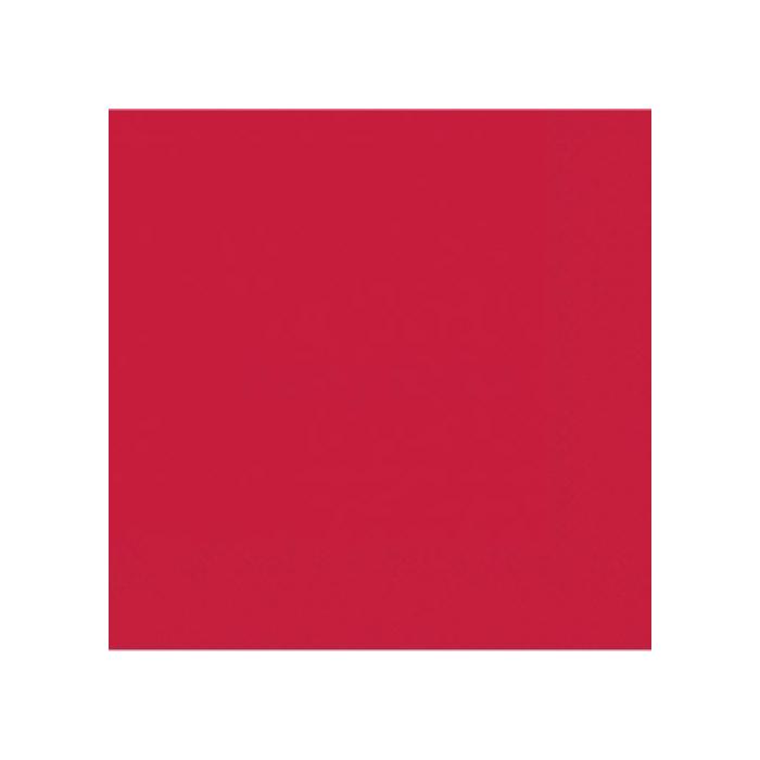 Piros szalvéta, 33 x 33 cm, 2 rétegű - 50 db