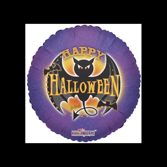 45 cm-es Halloween denevéres fólia lufi