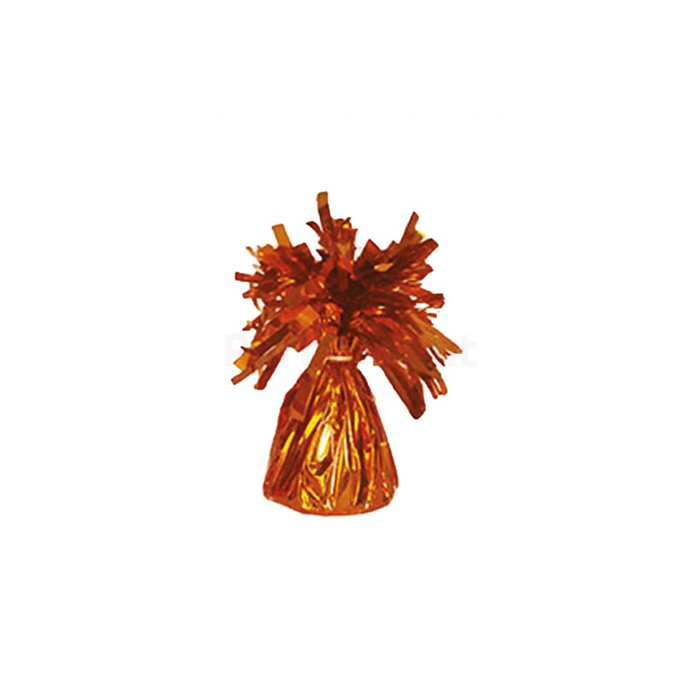Narancssárga fóliás lufisúly, 10 cm