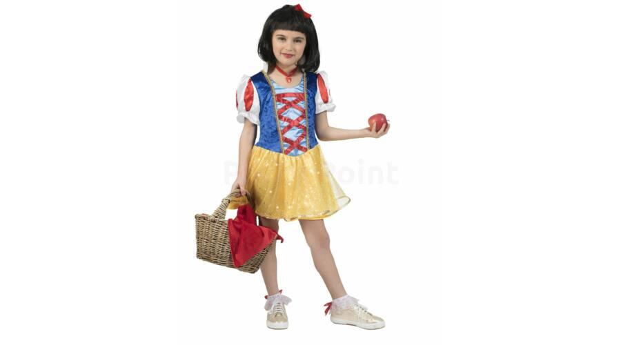 769ac1ff59 Hófehérke gyermek jelmez 128 cm - Farsang - Party Point webáruház