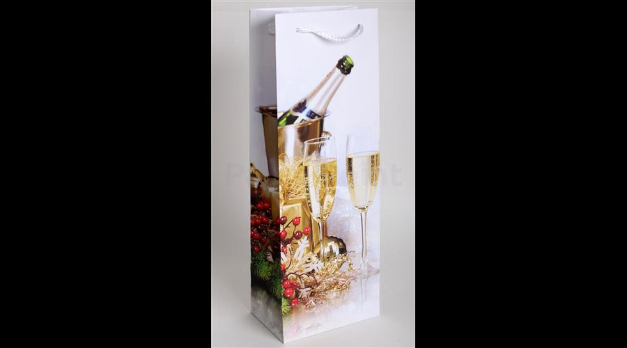 Dísztasak boros pezsgős karácsonyi - Dísztasak 3d6c8b3317