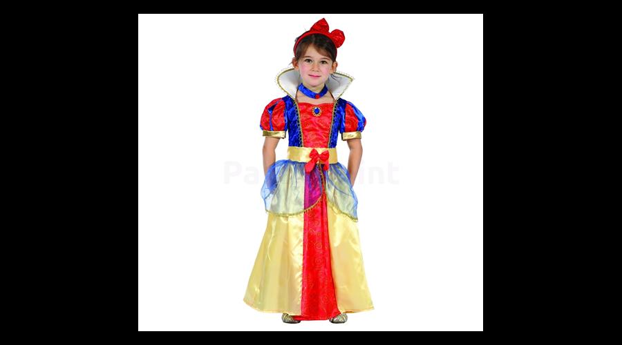 73349a98f4 Hófehérke jelmez gyerekeknek 91-104 cm - Farsang - Party Point webáruház