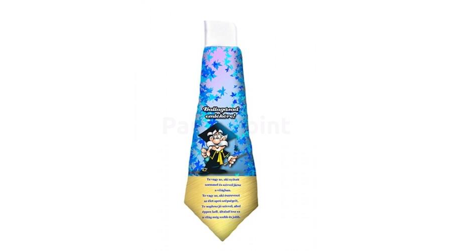 Ballagásod emlékére nyakkendő - Ballagás - Party Point webáruház 7992d5eab3